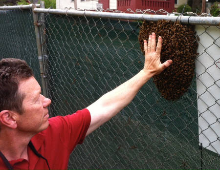 Jeff with Swarm