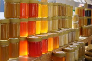 Buy Local Honey & Hive Products